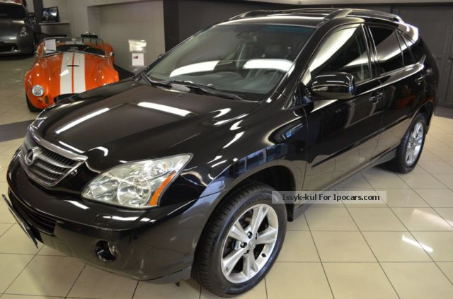 Lexus  RX 400h (hybrid) 2005 Hybrid Cars photo
