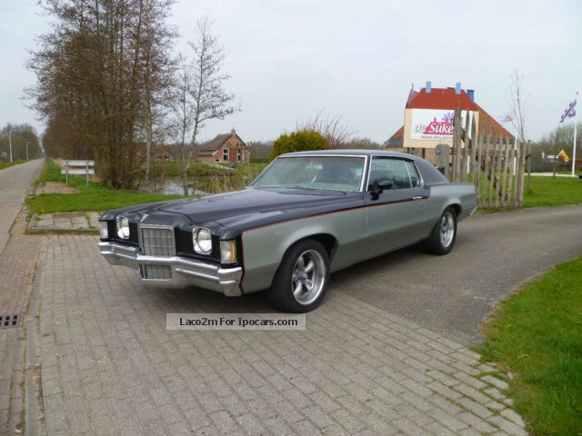 Pontiac  Model J 1972 Vintage, Classic and Old Cars photo