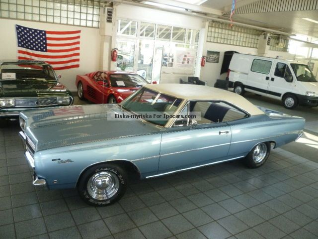 Plymouth  Sport Satellite 360 ​​CUI 1968 Vintage, Classic and Old Cars photo