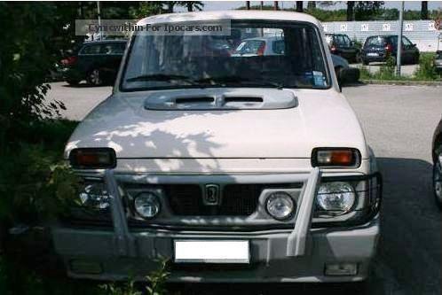 Lada  Niva 1.6i Everest Impianto GPL d'epoca 1993 Liquefied Petroleum Gas Cars (LPG, GPL, propane) photo