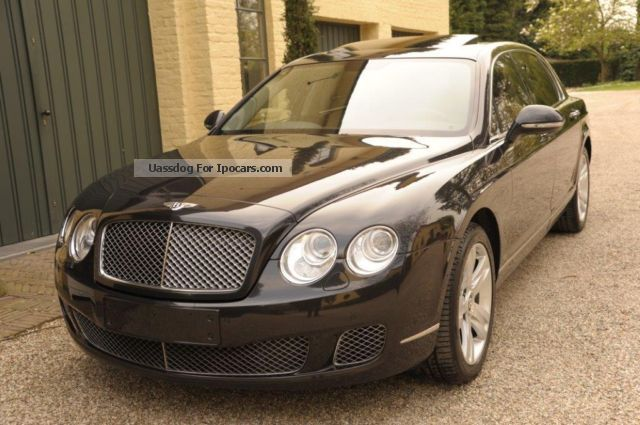 2010 bentley continental flying spur facelift 4 seats car photo and specs