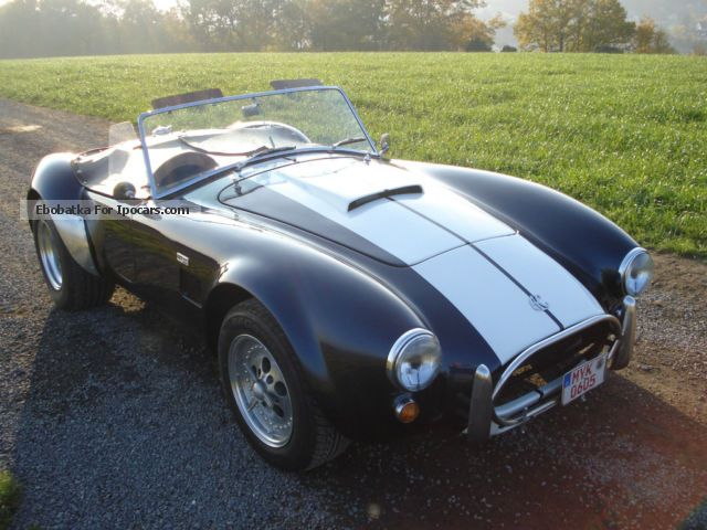 Cobra  RAM V8 RHD with H PLATE 1974 Vintage, Classic and Old Cars photo