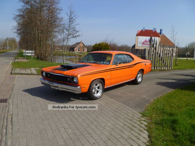 1974 Plymouth  Duster (340 clone) Sports Car/Coupe Classic Vehicle photo