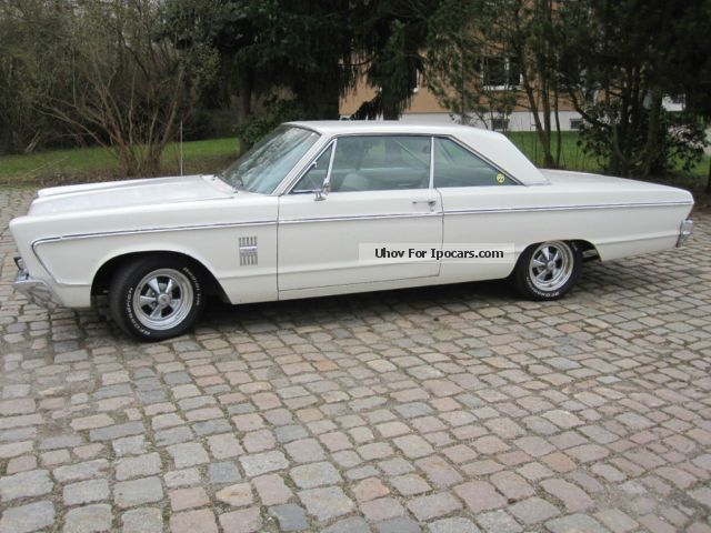 Plymouth  Fury III 1966 Vintage, Classic and Old Cars photo