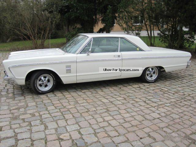 1966 Plymouth  Fury III Sports Car/Coupe Used vehicle photo