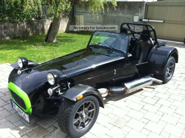 2004 Caterham  1600K Superlight Cabriolet / Roadster Used vehicle photo