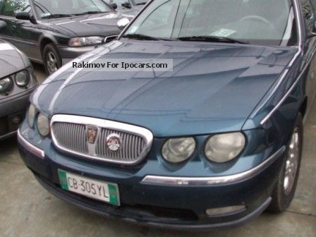 2002 Rover  75 2.0 benz. 133,000 km CB305YL Saloon Used vehicle photo