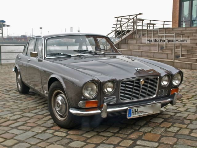 Jaguar  XJ6 1971 Vintage, Classic and Old Cars photo