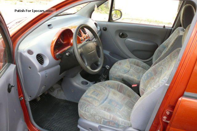 2012 Daewoo Matiz - Car Photo and Specs