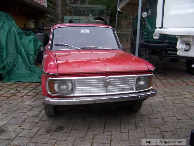 NSU  PRINCE 110 1967 Vintage, Classic and Old Cars photo