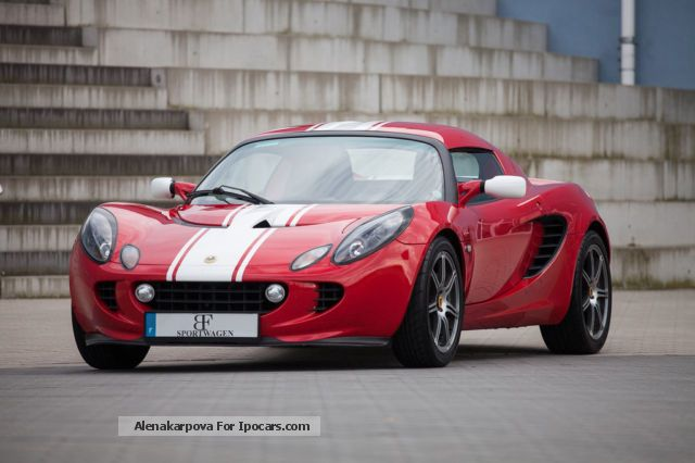 Lotus  Elise Sports Racer * R * 1 Manual * original LHD * 2006 Race Cars photo