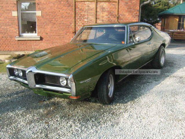 1968 Pontiac  Tempest Sports Car/Coupe Used vehicle photo