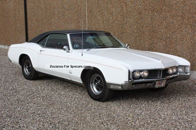 Buick  Riviera 7.0 V8 425cui. Coupe 1966 Vintage, Classic and Old Cars photo