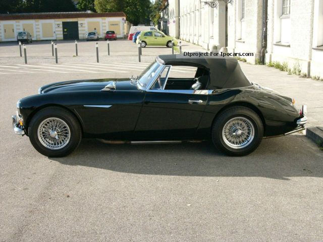 2012 Austin Healey  BJ8 Cabriolet / Roadster Used vehicle photo