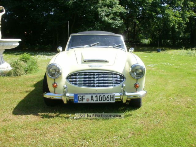 Austin Healey  100/6 1960 Vintage, Classic and Old Cars photo