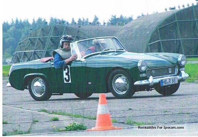 Austin Healey  Sprite MK III / MK3 1965 Vintage, Classic and Old Cars photo
