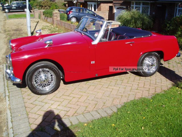 Austin Healey  Sprite MK IV 1967 Vintage, Classic and Old Cars photo