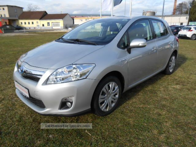 Toyota  Auris 1.8 Hybrid Life ** ONLY ** 3.25% interest rate 2012 Hybrid Cars photo
