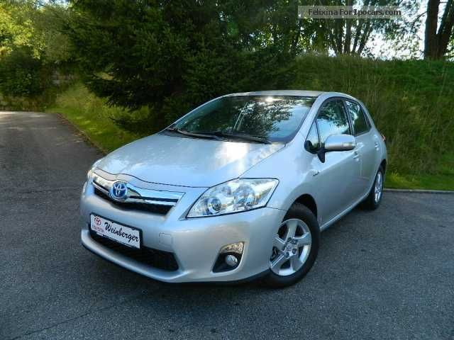 Toyota  Auris 1.8 Hybrid Life 2012 Hybrid Cars photo