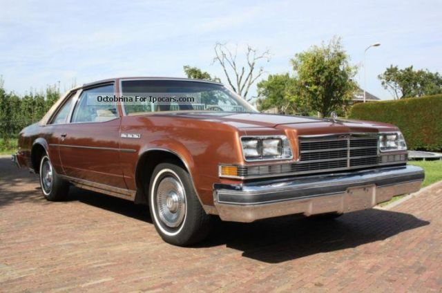 2012 Buick  1978 Le Sabre Landau Coupe SHOWROOMNEW 28000 Mls Sports Car/Coupe Classic Vehicle photo
