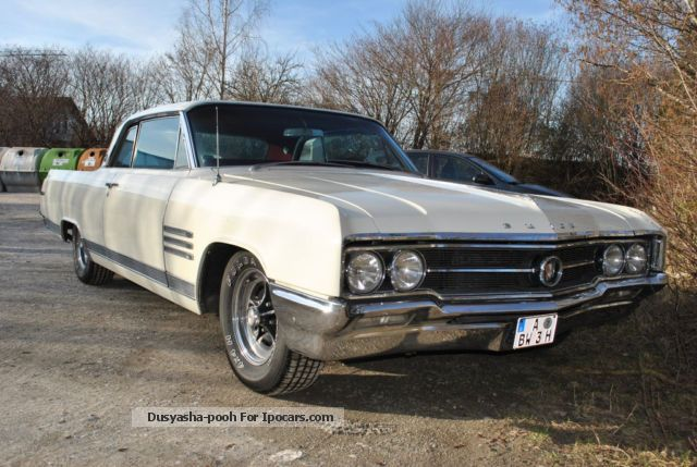 Buick  Wildcat 1964 Vintage, Classic and Old Cars photo