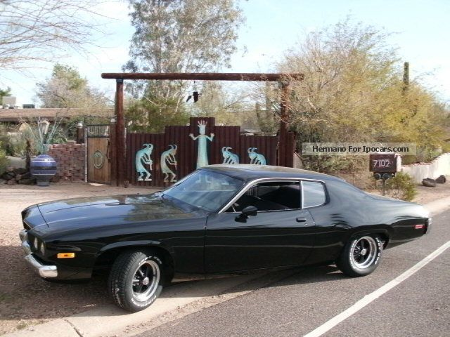 Plymouth  Satellite with 318 cui V8 1973 Vintage, Classic and Old Cars photo