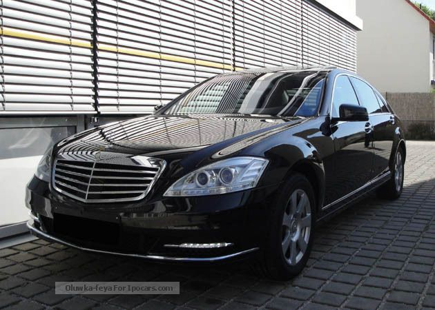 2012 Mercedes-Benz  350 S LONG BlueEFF M.2013/Pano/Keyless/NightView Saloon Used vehicle photo