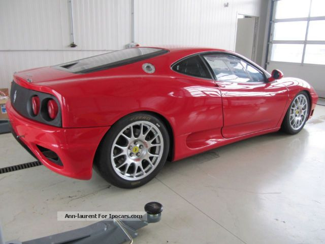 Ferrari  360 Challenge - Race Car - Racecar 2012 Race Cars photo
