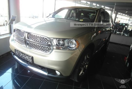 2012 Dodge  5.7L V8 Durango Citadel - Xenon Leather IMMEDIATELY Off-road Vehicle/Pickup Truck New vehicle photo