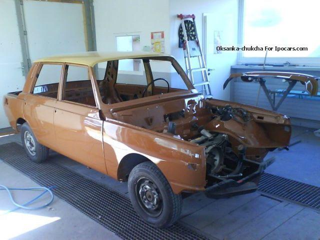 1977 Wartburg  353 Saloon Used vehicle photo
