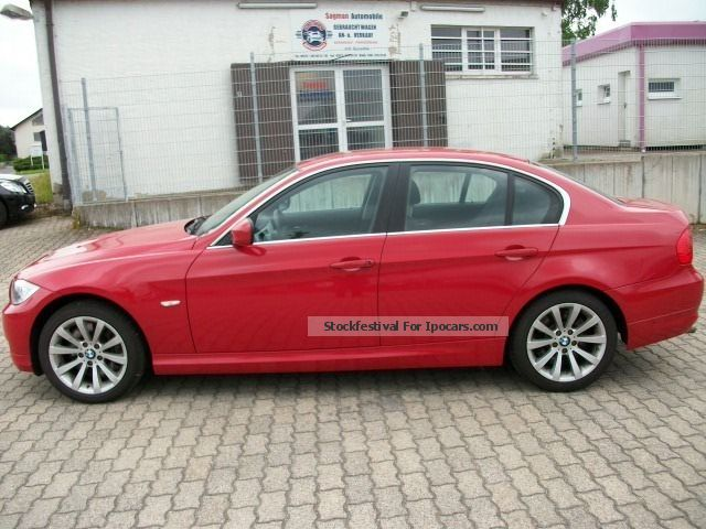 2009 BMW  330d DPF SPORTZITZE PDC ALU 8-SHOES Saloon Used vehicle photo