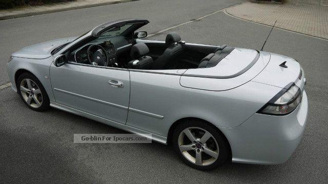 2007 Saab  9-3 1.9 Cabriolet TTiD DPF Aut. Aero Cabriolet / Roadster Used vehicle photo