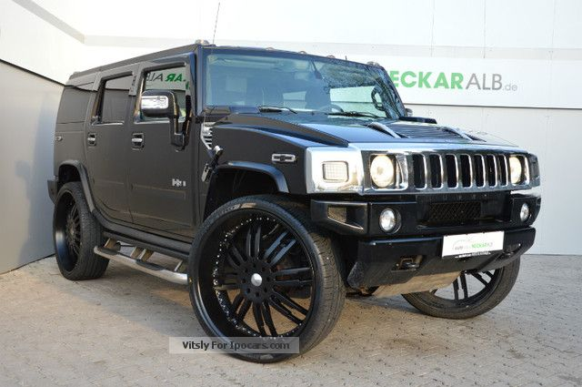 black hummer h2 cars - photo #26