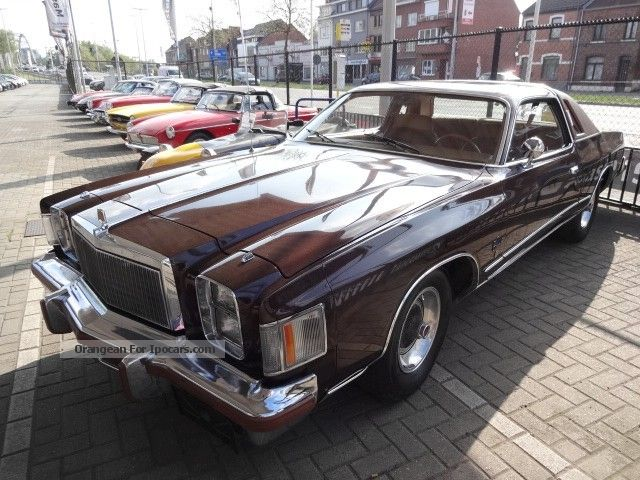 Chrysler  Coupe 1978 Vintage, Classic and Old Cars photo