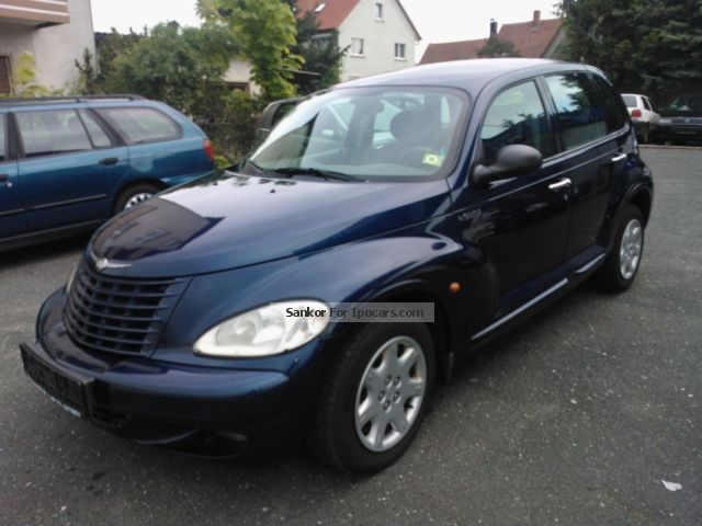 2002 Chrysler  PT Cruiser 1.6 Classic, Air Conditioning Estate Car Used vehicle photo