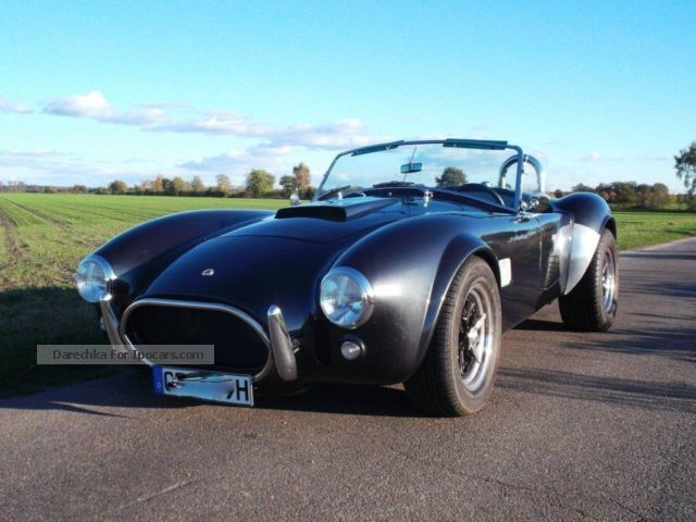 Cobra  Pilgrim V8 H-recognized, TUV NEW 1969 Vintage, Classic and Old Cars photo