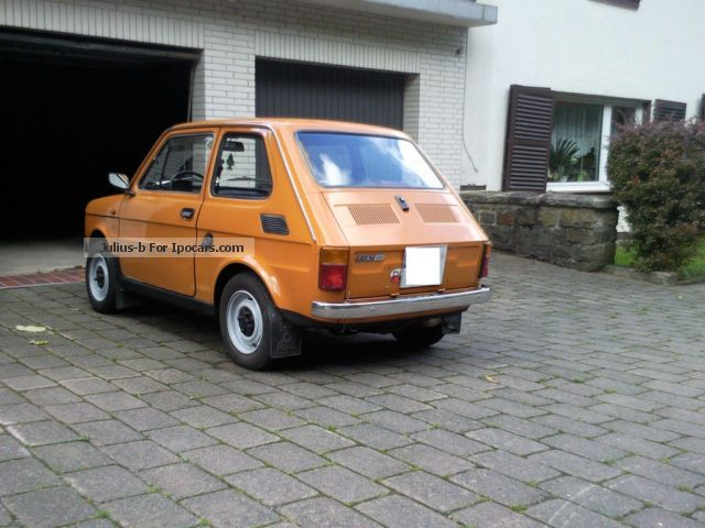 1983 Fiat  126 Small Car Used vehicle photo