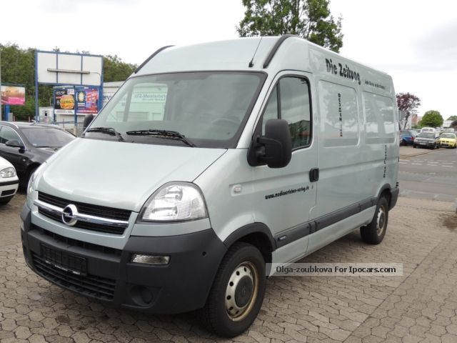 2009 opel movano 2 5 cdti l1h2 truck long tall car. Black Bedroom Furniture Sets. Home Design Ideas