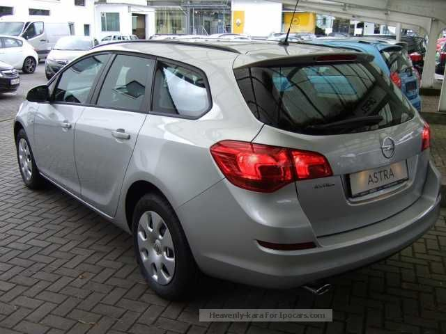 2012 Opel Astra J 1 4 Turbo Selection Car Photo And Specs