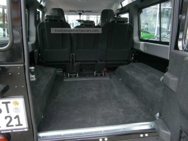 2013 Land Rover Defender 110 Station Wagon Se Premium