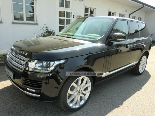 2013 Land Rover  Range Rover TDV6 Autobiography * FULL LEATHER * ALMOND Off-road Vehicle/Pickup Truck Used vehicle photo
