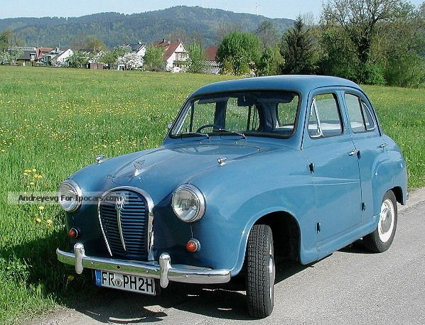 2012 Austin  A35 other Saloon Used vehicle photo