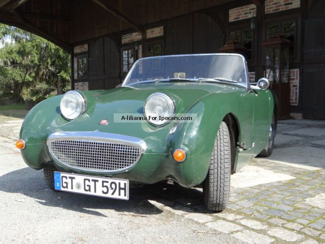 Austin  Healey Sprite MK 1 1959 Vintage, Classic and Old Cars photo