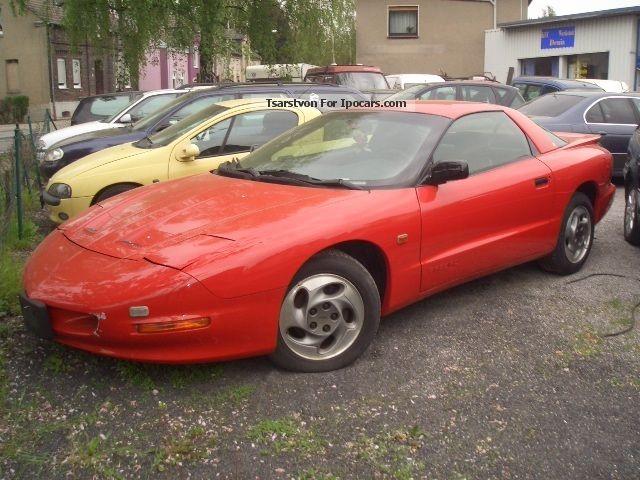 1994 GMC  Firebird Sports Car/Coupe Used vehicle photo
