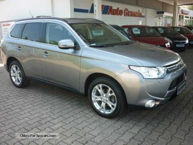 2013 Mitsubishi  Outlander 2.2 DI-D Instyle 7-seater Off-road Vehicle/Pickup Truck Used vehicle photo