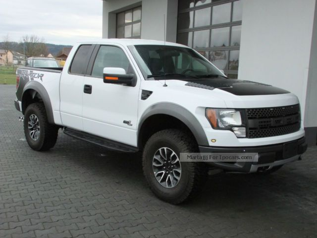 2012 Ford  F-150 SVT Raptor Super Cap 2013 available now Off-road Vehicle/Pickup Truck New vehicle photo
