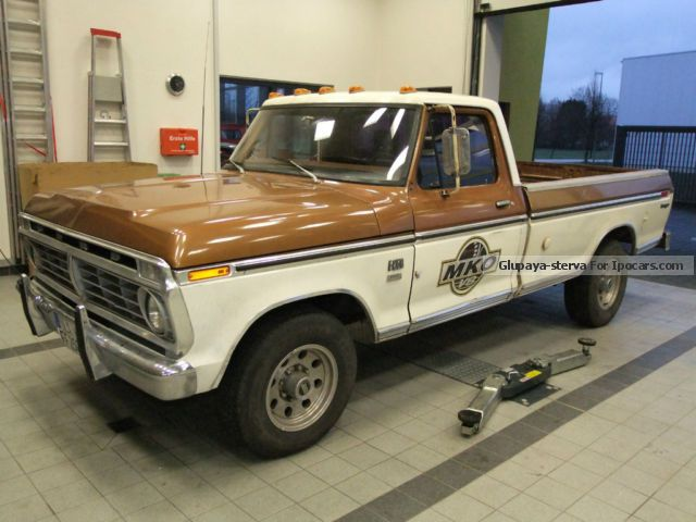 2012 Ford  F 250 Ranger Pickup, H-approval Off-road Vehicle/Pickup Truck Used vehicle photo