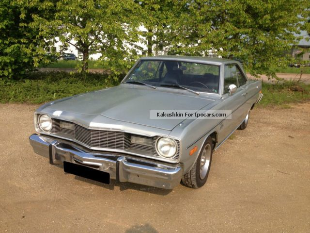 Dodge  Dart Swinger Coupe 1975 Vintage, Classic and Old Cars photo