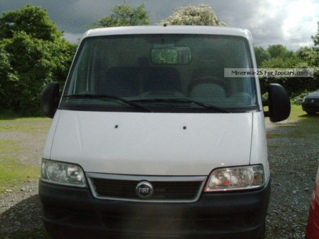 2004 Fiat  Ducato 15 244.5D2.0 L1DC Other Used vehicle photo