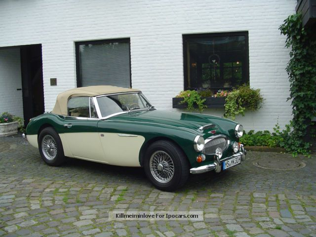 Austin Healey  BJ8 MK 3000 1966 Vintage, Classic and Old Cars photo